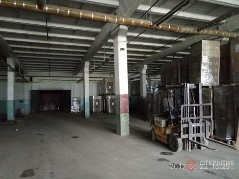 Под склад/производство (2000кв.м) - Фото 5