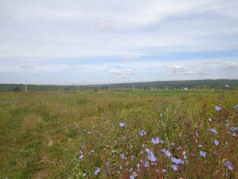 Земельный участок ЛПХ 13 соток в д. Иваньково Т.О. - Фото 3