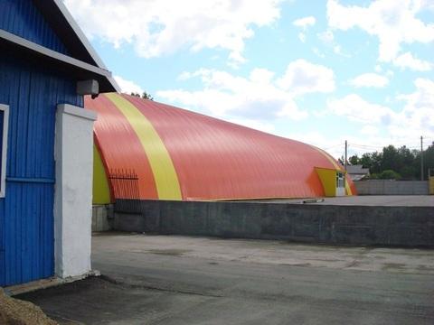 Продается производственная база в районе п. Мегет (Ангарский район) - Фото 3