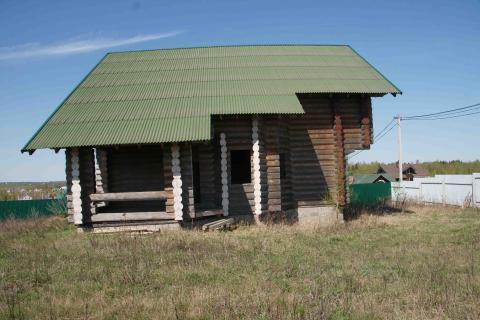 Дом в Переславском районе, с.Веськово - Фото 1