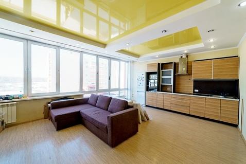 2-к квартира 64,4 м2 с подземной парковкой; Щегловский пер, 12. - Фото 1