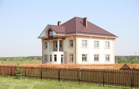 Продажа дома 414 м2 в коттеджном поселке кп Николин Ключ с. Кашино - Фото 4