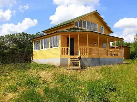 Участок первая береговая, дом новый, теплый с верандой - Фото 2