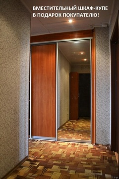 Продам однокомнатную квартиру в п.Мурино с отличной планировкой - Фото 4