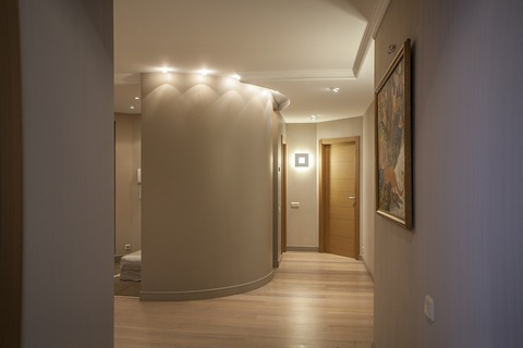 Сдается замечательная 4-хкомнатная квартира в Центре ЖК аквамарин - Фото 2