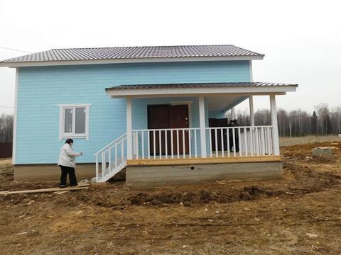 Дом Дача для большой семьи дом из бруса 150 мм «под ключ» Киевское ш - Фото 3