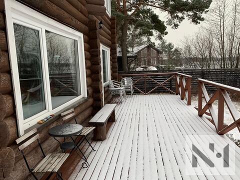Коттедж 120 кв. м на берегу Финского залива на базе отдыха старт - Фото 4
