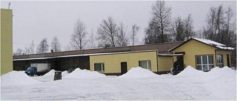 Производственно складская база в г.Санкт Петербург - Фото 1