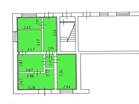 Продажа помещения 71,1 кв.м. свободного назначения - Фото 2