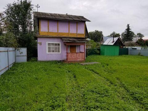 Продам 2-этажн. дачу 40 кв.м. Салаирский тракт, Продажа домов и коттеджей в Тюмени, ID объекта - 504156497 - Фото 1