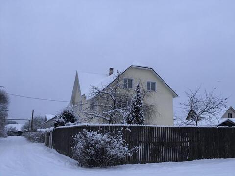 Продаётся зимний, кирпичный 2х-этажный дом 216 кв. м. в городе Гатчина - Фото 2
