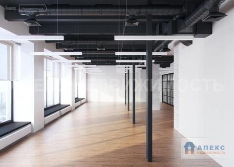 Аренда офиса 678 м2 м. Чкаловская в бизнес-центре класса А в Басманный - Фото 3