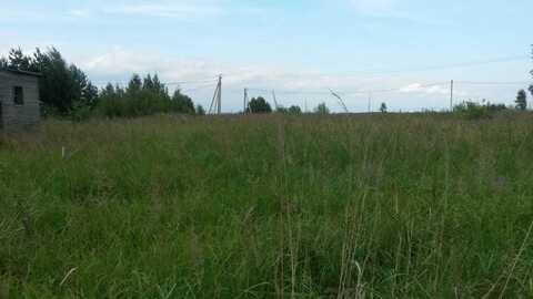 Земельный участок 12 соток д.Мошницы Солнечногорский район - Фото 5