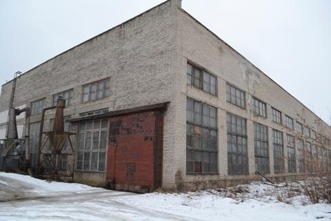 Производственный комплекс 5000 кв.м. в Нижегородской обл. - Фото 2