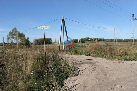 Продается земельный участок в с. Миловка Уфимского района - Фото 1