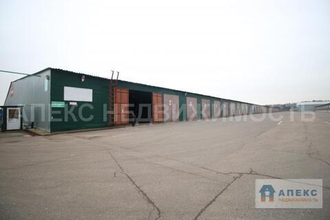 Аренда помещения пл. 1000 м2 под склад, склад ответственного хранения, . - Фото 1