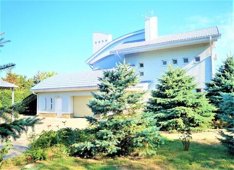 Дом 300 м2 с панорамным видом на Азовское море - Фото 4