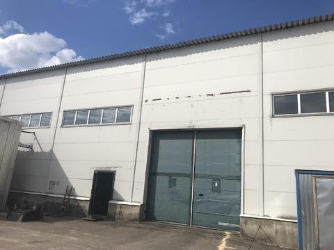 Сдается производственно-складское помещение площадью 970 кв. м. - Фото 2