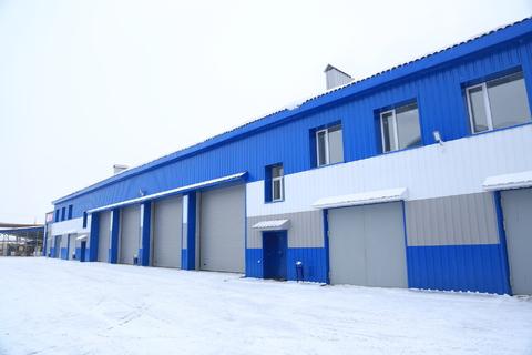 Новый автотехцентр на ул. Промышленная, 1 - Фото 1