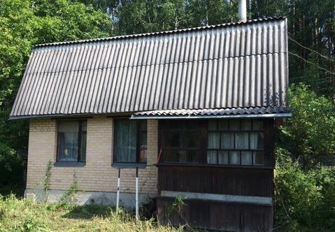 Кирпичный 2 эт. дом с отоплением на участке 5 сот. в черте Климовска - Фото 3