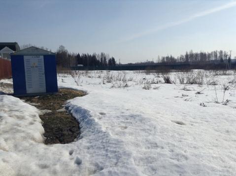 Участок, Дмитровское ш, 48 км от МКАД, Большое Ивановское д. . - Фото 3