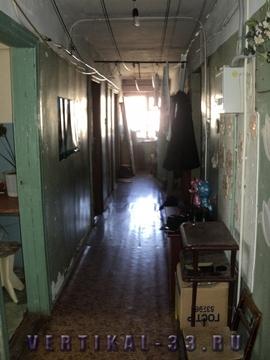 Продается комната в общежитии в городе Кольчугино - Фото 2