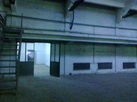 Сдам в аренду производственно-складское помещение 1200 м2ю. Тёплое. - Фото 2
