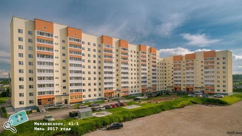 В новом доме мкр.Заостровка - Фото 1