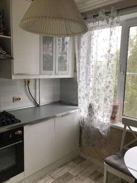 Двухкомнатная квартира 45 кв.м. г. Москва ул. Фомичевой дом 8к2 - Фото 1