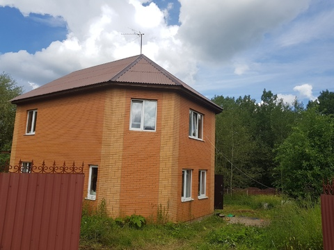 Отличный дом продам Новожилово Владимирская область - Фото 1