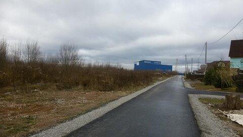 Пром. участок 80 сот со свидетельством в 24 км по Калужскому шоссе - Фото 3
