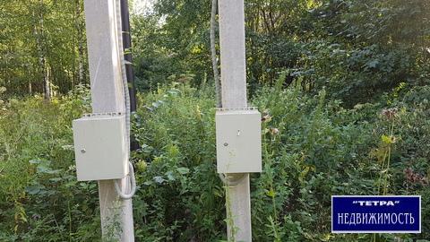 Продается лесной участок 12 соток в лесном коттеджном поселке - Фото 5