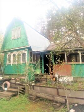Дача 35 кв. м. в черте г. Обнинск Приборист, рядом с лессом и купелью - Фото 1