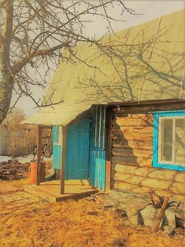 Продам дачу из сруба в 10 км от Рязани у Озера. - Фото 1
