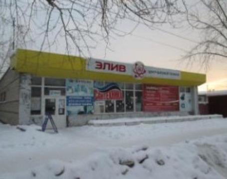 Продажа торгового помещения, Чернушка, Ул Ленина 4 б - Фото 1