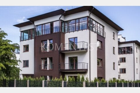3-комнатная квартира в эксклюзивном месте в Дзинтари - Фото 1