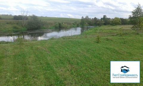 Ухоженный участок в деревне в 10 метрах от Москва реки - Фото 1