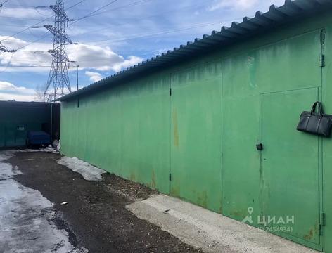 Гараж в Москва Бибиревская ул, 4с2 (60.0 м) - Фото 1