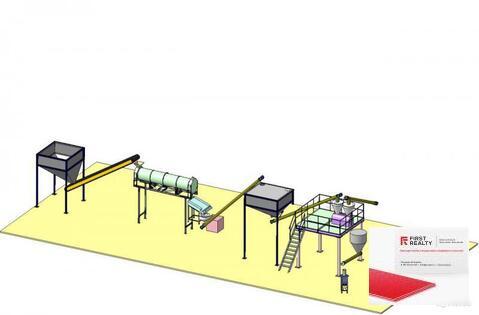 Завод по производству сухих смесей