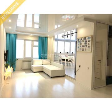 Отличная 3 комнатная квартира в новом доме - Фото 2