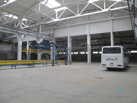 Промышленное помещение 21160 кв.м, ул. Полины Осипенко - Фото 4