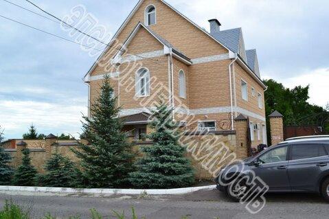 Продается 8-к Коттедж ул. Триумфальная, Купить дом в Курске, ID объекта - 503520489 - Фото 1