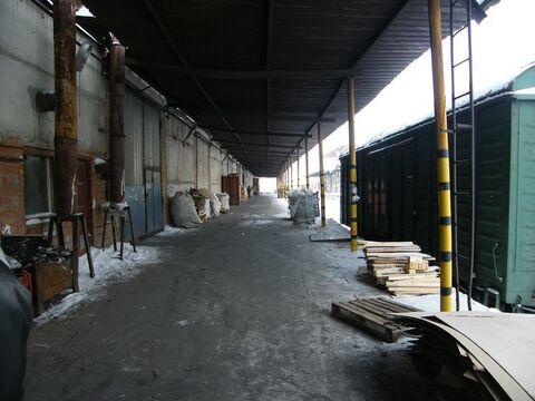 Складской комплекс г. Копейск - Фото 1