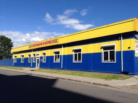 Автомойка, сто- 273 м2, м.Проспект Большевиков, - Фото 1