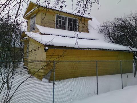 Продам дачу Лен.обл. Тосно СНТ Черная Грива 2-х дом на уч-ке 6 оток - Фото 4