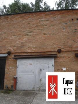 Продам капитальный гараж, ГСК Сибирь №150. Нижняя зона Академгородка. - Фото 1