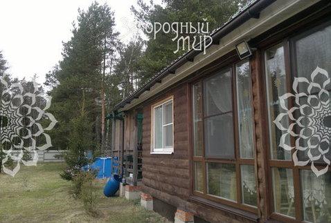 Продам дом, Горьковское шоссе, 80 км от МКАД - Фото 1