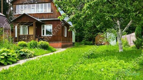 Можайское ш. 35 км от МКАД, Хлюпинского лесничества, Дача 120 кв. м - Фото 1