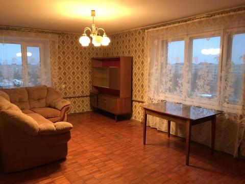 Аренда. Колпино, большая 2 комн.квартира, ванная с окном - Фото 3