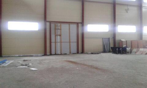 Продам производственное помещение 1300 кв.м, м. Рыбацкое - Фото 4